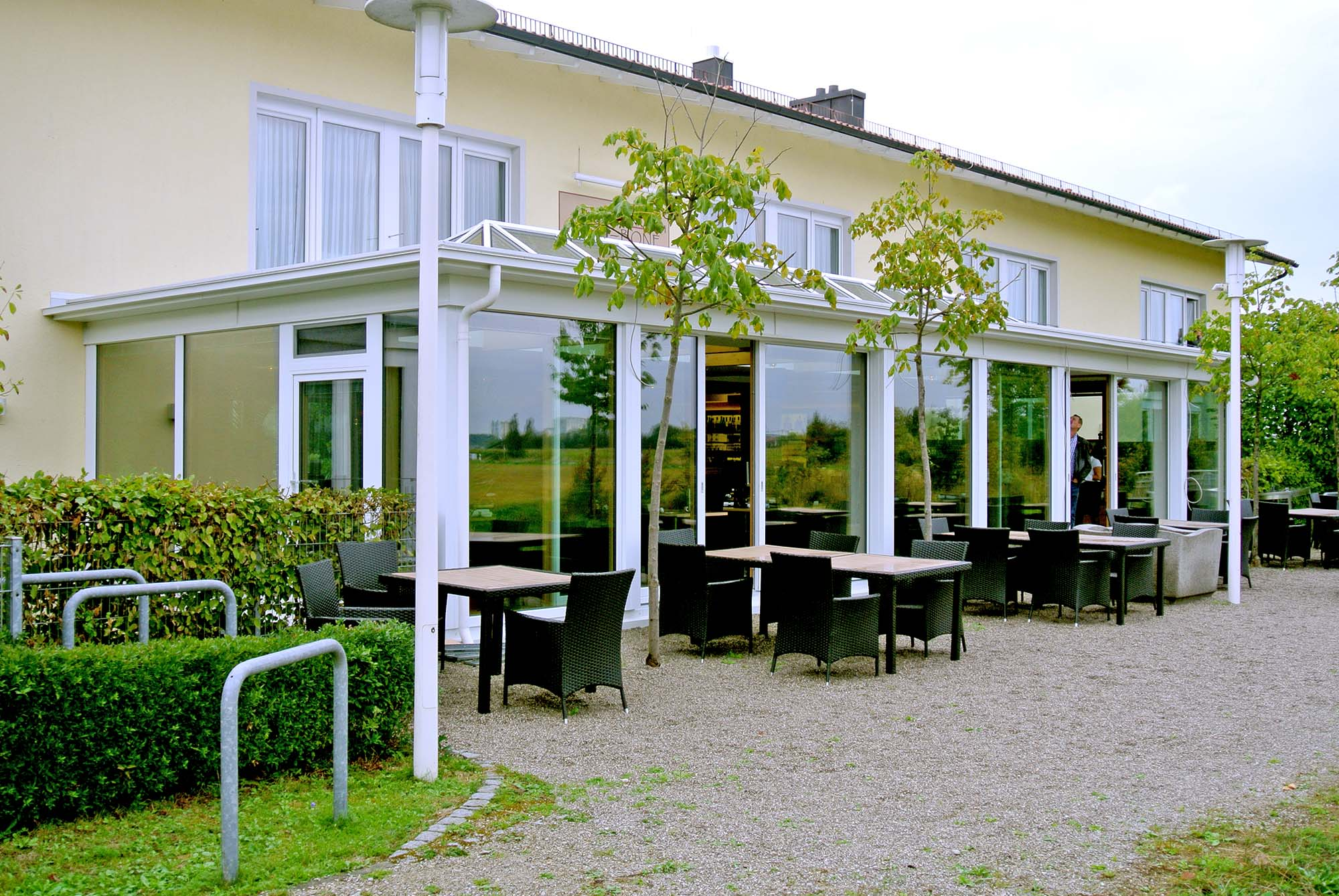 gastronomie wintergarten binnen 2 wochen. Black Bedroom Furniture Sets. Home Design Ideas